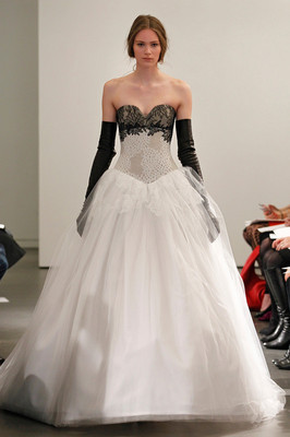 Dream of Vera Wang dress